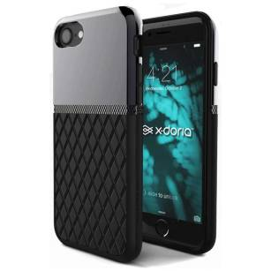 X-Doria Engage Crown - Etui iPhone 7 (Black Chrome)